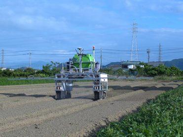 株式会社レグミン『ロボットによる自動農薬散布』