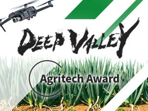 DEEP VALLEY Agritech Award 2021